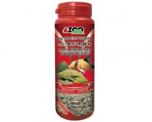 AZOO 9 in 1 Pleco Wafer (пластинки для лорикариевых сомов), 330 мл